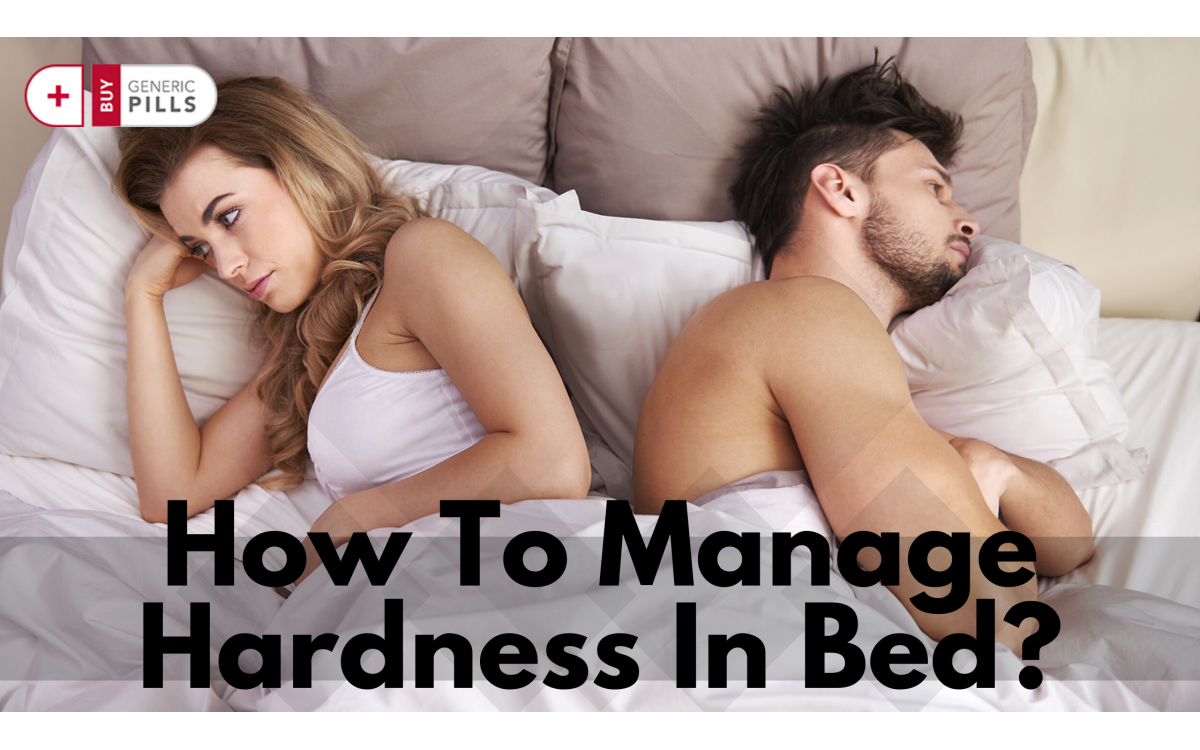 Factors That Affect Men To Stay Hard In Bed