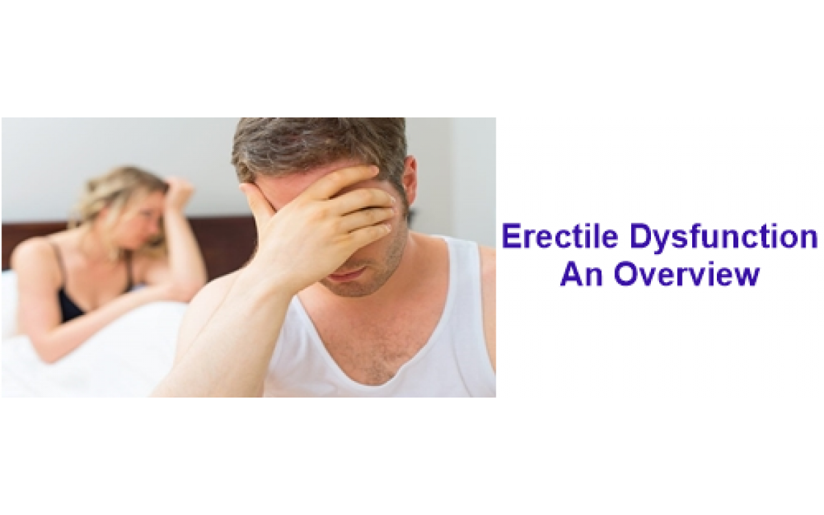 Erectile Dysfunction(Impotence) Overview